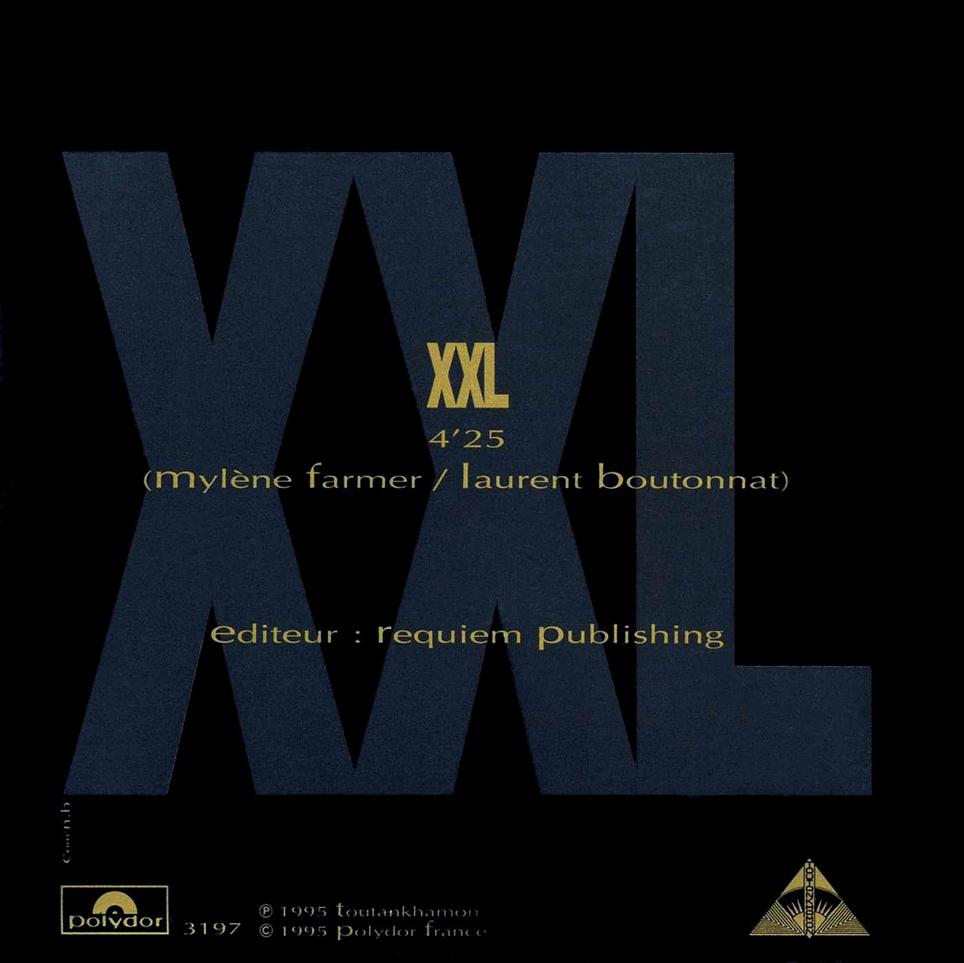 xxl promo referentiel mylene farmer