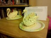 @Oshidori Cream Swans