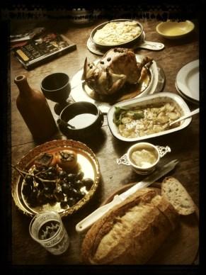 @Pandarosi's feast