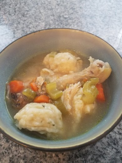 @fail_lula's Steaming Chicken Soup
