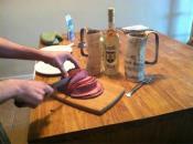 @roniederer's Ham with cherries