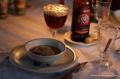 Alexandra's mushroom snail soup