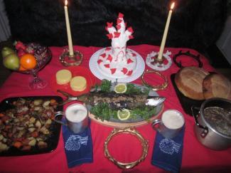 Erik's Feast of Five Kings