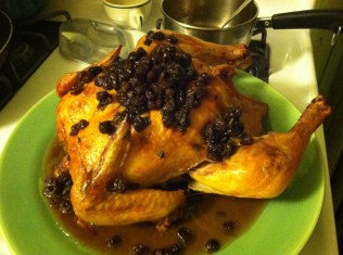 Julia's Honeyed Chicken