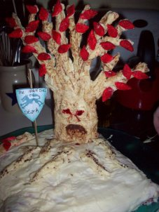 Meag's Weirwood Cake