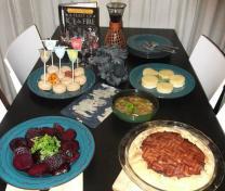 Nichole's finale feast