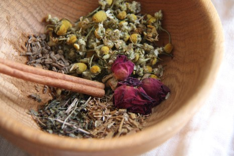 sweetsleep herbal tea mixture