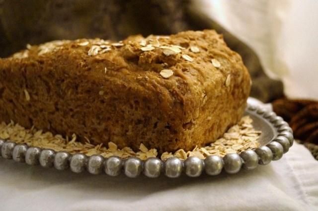 Vintage Brown Oatbread recipe