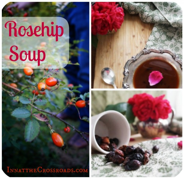 Rosehip Soup, from Inn at the Crossroads
