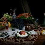 Serpent and Pearl Feast, from Scappi