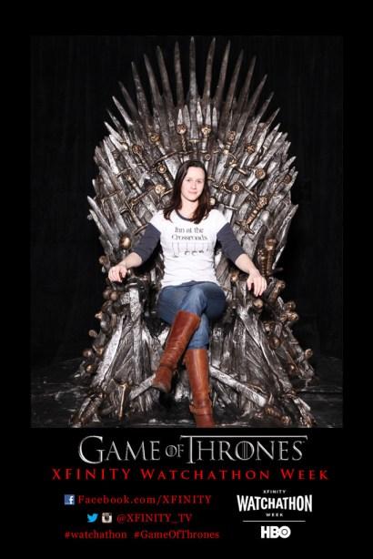 The Iron Throne comes to Boston
