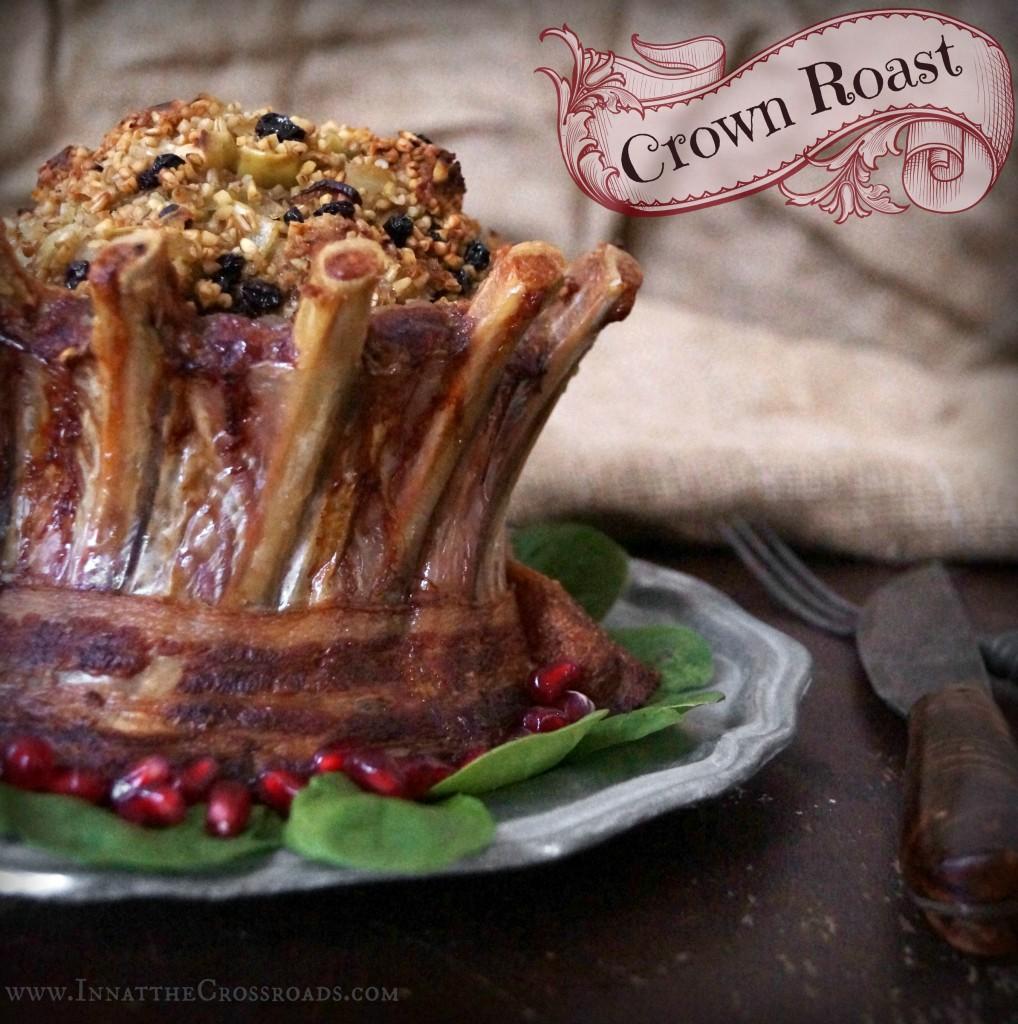 Cookbook Cover Crown Roast  U2013 The Inn At The Crossroads