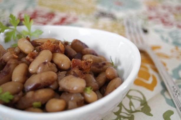 Modern Boiled Beans