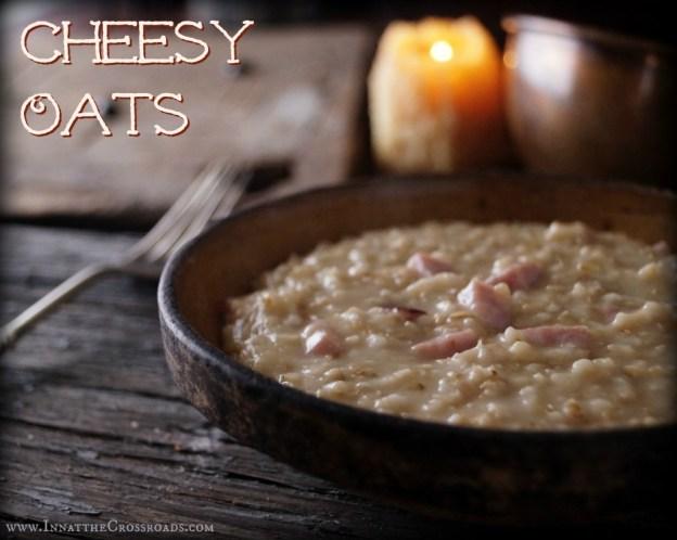 cheesy oats 2
