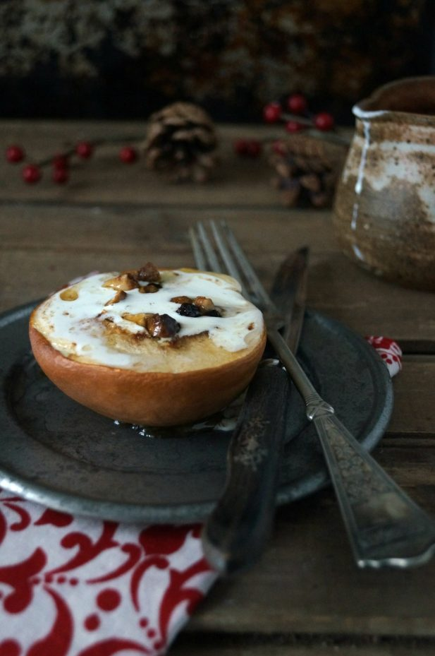 Roasted Quince