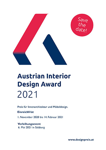 Austrian Interior Design Award