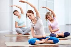 Yoga Poses for stress and blood pressure