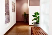 Inner Balance Spa interior doorway
