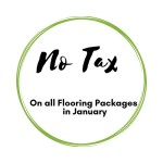 No Tax on Flooring Packages