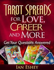 Cover for Tarot Spreads for Love, Career and More