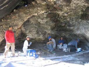miembros de excavacion2.JPG (78757 bytes)