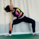 farida cadre yoga teacher