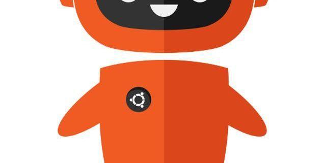 Mascota de UBports