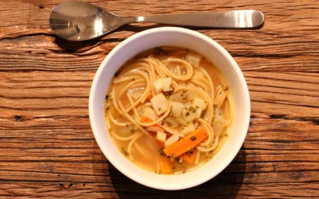 Verdens enkleste suppe