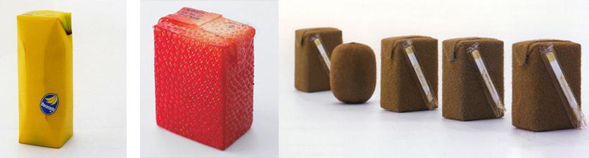 Takara Fruit Juice Packaging - envase innovador