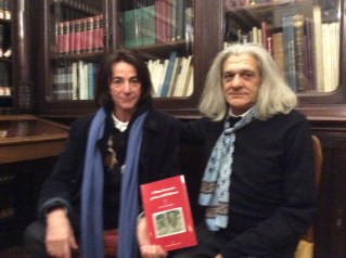Incontro con il cantautore ALBERTO FORTIS al circolo degli artisti a Torino