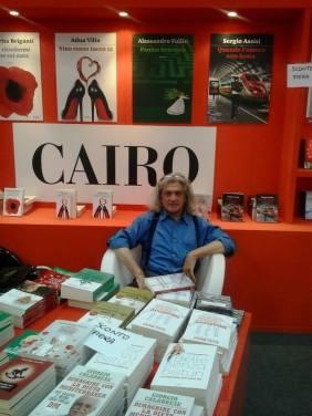 Innocente Foglio al Salone del Libro di Torino