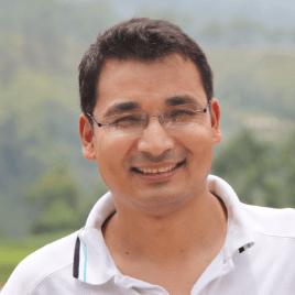 Dr Bikash lal Shrestha