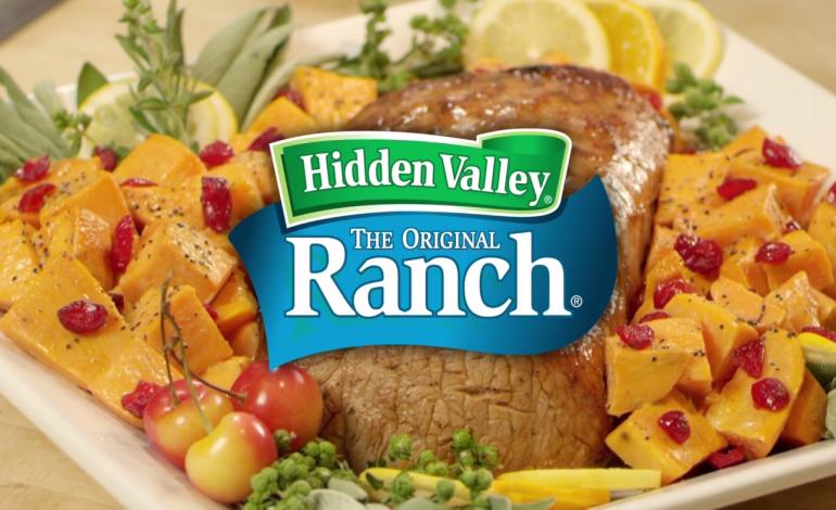 Hidden Valley врывается в бикон-маркетинг, чтобы вдохновлять людей в магазинах на покупки с помощью рецептов