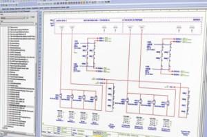 InnoTech E-Plan am Monitor