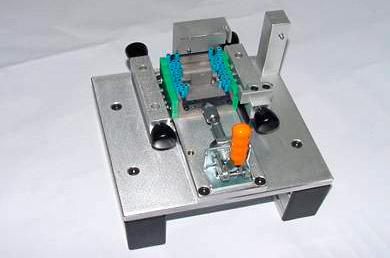 Handmontagevorrichtung für Lüftungslamellen