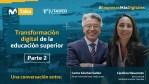 Transformación digital de la educación superior: Caso Universidad Jorge Tadeo Lozano