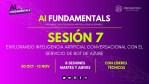🔴 #AIFundamentals 2020   Sesion 7 de 8 - Inteligencia Artificial con Azure Bot Service