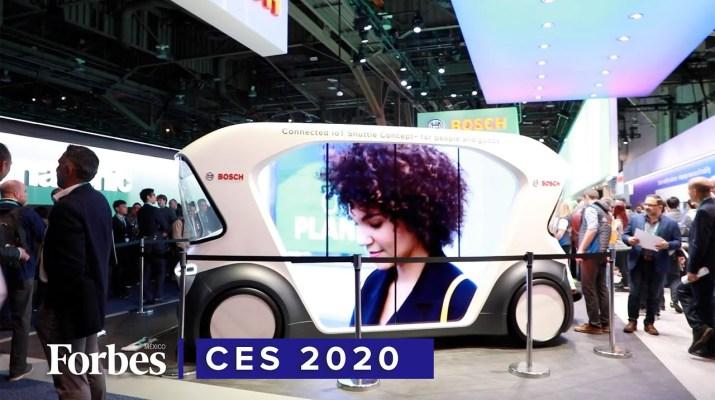 CES2020 | Esta es la feria de tecnología más importante del mundo, ¡conócela!