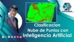 Clasificacion nube de puntos con Inteligencia Artificial