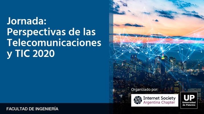 Jornada TIC 2020: Innovación tecnológica en el Sector Público Nacional - Universidad de Palermo