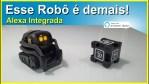 Robô Vector - Inteligência Artificial e Alexa Integrada