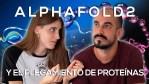 ¡INTELIGENCIA ARTIFICIAL predice el PLEGAMIENTO de PROTEÍNAS! ft. @Dot CSV