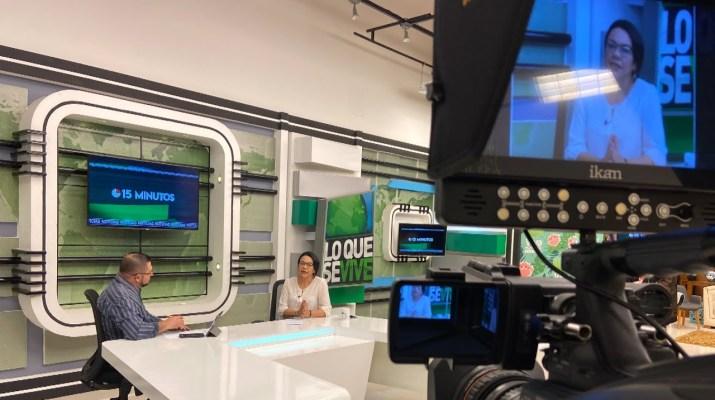15 Minutos: Entrevista con Loyda Barreda, Directora Ejecutiva del INATEC