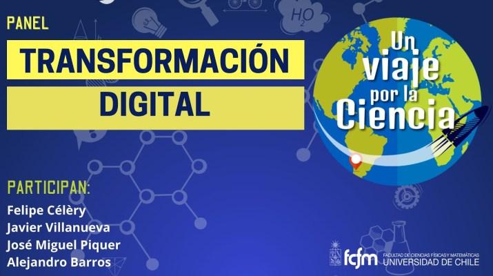 Panel | TRANSFORMACIÓN DIGITAL