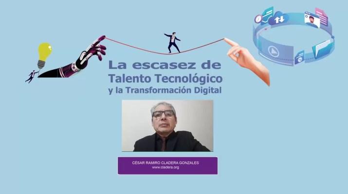 La escasez de talento tecnológico y la Transformación Digital