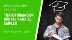 Respuestas al Examen de certificación Transformación digital para el empleo de Google Activate