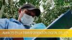 Avances en la Transformacion Digital del ICA- TvAgro por Juan Gonzalo Angel Restrepo