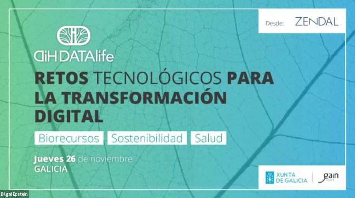 DiH DATAlife - Evento Retos Tecnológicos para la transformación digital