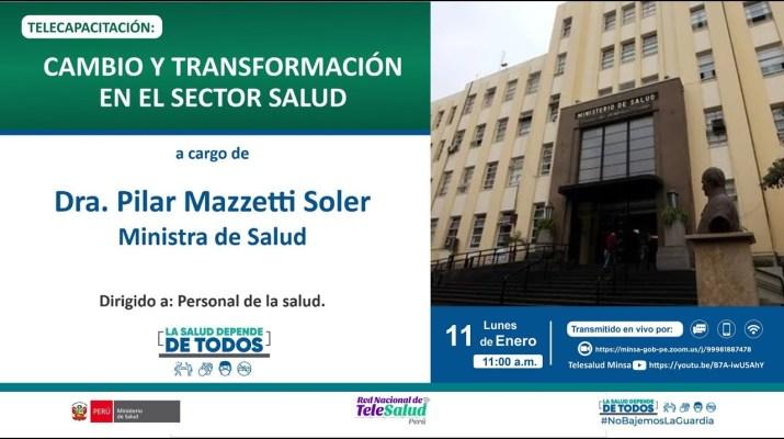 CAMBIO Y TRANSFORMACIÓN EN EL SECTOR SALUD