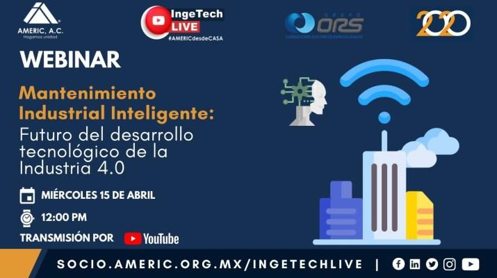 Mantenimiento Industrial Inteligente | Transformación Digital